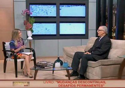 Entrevista com Carlos Pessoa no Programa Revista BHNews