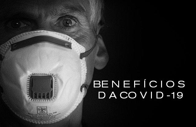 Benefícios da COVID-19